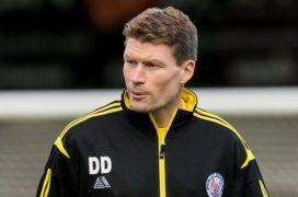 Brechin boss Darren Dods desperate to keep unbeaten run going