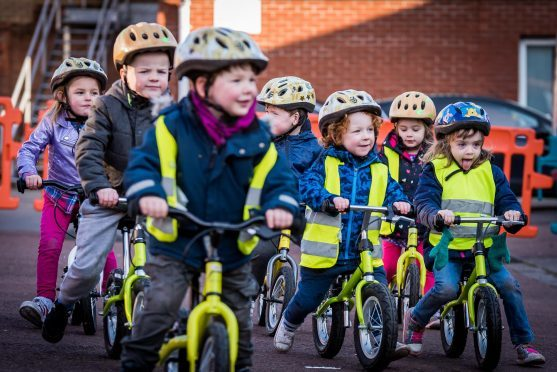 In the longer term the answer is to create an environment where people don't see a need for crash helmets, says our lead letter writer.