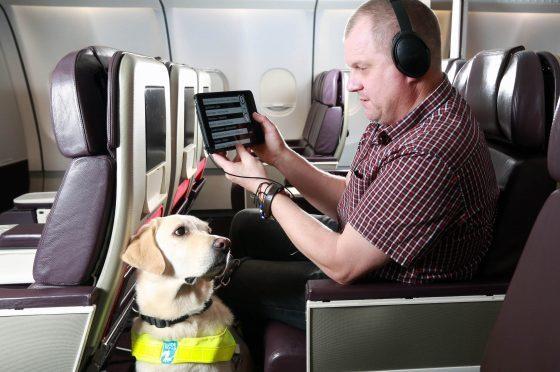 fife firm u2019s app helps blind airline passengers