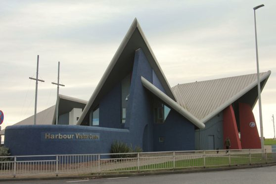 The tourist information point in the Harbour Visitor Centre will close on December 16.