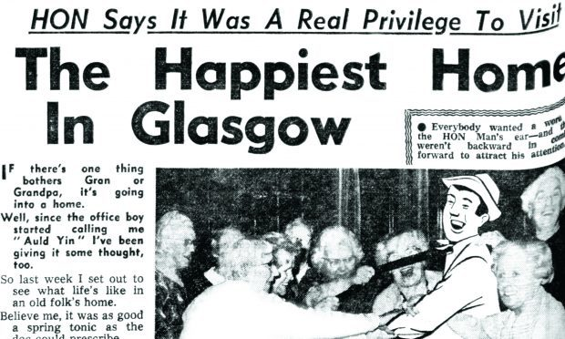 """One of the """"HON man"""" articles from 1975,"""