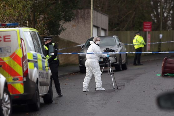 Man found with 'unexplained injuries' in Dundee