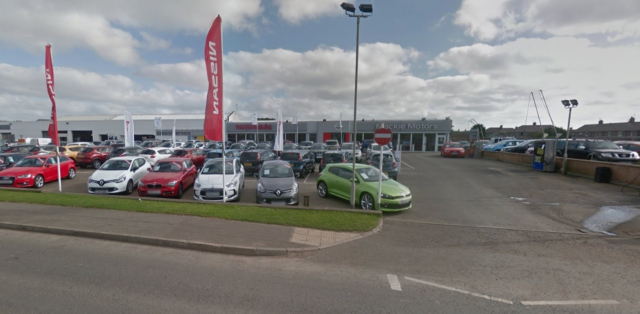 Man Knocked Down At Car Dealership The Courier