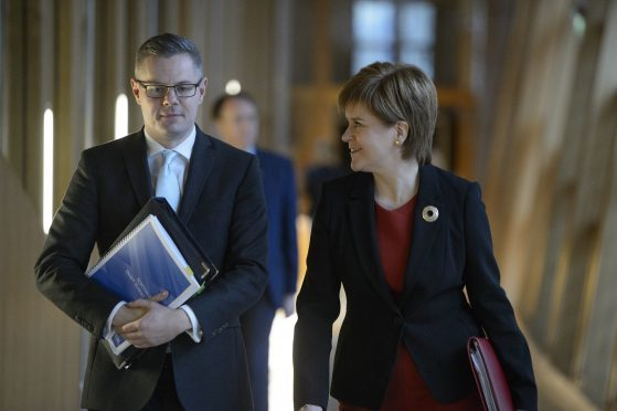 Scottish high-earners to pay more income tax than elsewhere in UK