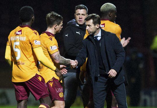 Dundee gaffer Neil McCann wary of Motherwell threat despite current form