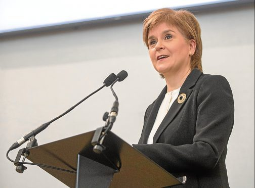 Nicola Sturgeon calls on 'assertive Scots spirit' for indyref2