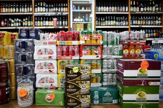 Alcohol abuse is costing the region dear.