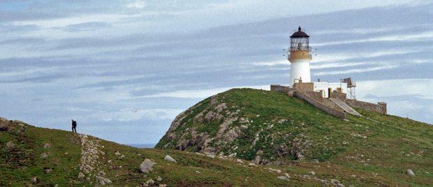 Flannan Isles lighthouse.