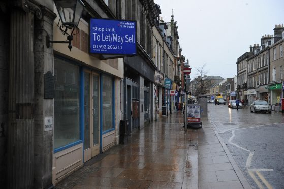 Another famous store will soon disappear from Kirkcaldy High Street.