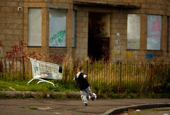 Child poverty is rife in Scotland and across the UK