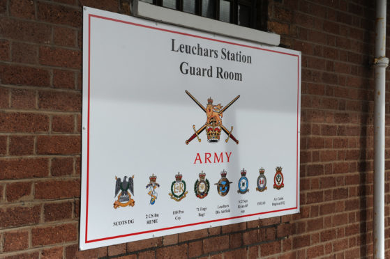 Leuchars Station