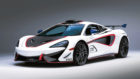 Undated Handout Photo of McLaren MSO X. See PA Feature MOTORING News. Picture credit should read: McLaren/PA. WARNING: This picture must only be used to accompany PA Feature MOTORING News.