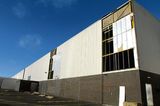 ea10c898b9 Dundee s largest unoccupied industrial site to be demolished - The ...