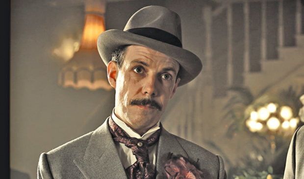 Derby Sabini, played by Noah Taylor.