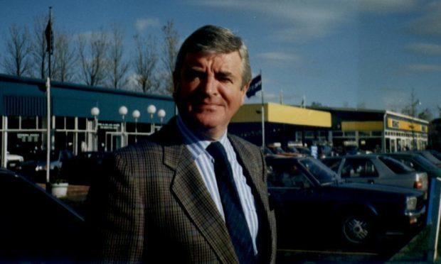 Bob Barnett.