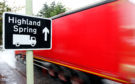 The plans will hope to bring the use of HGVs down.