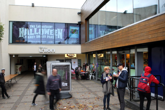 Students' union backing for Sheffield tutors' strike action
