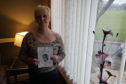 Liz Johnston, mother of Samantha Fearn, who featured in Monday's programme.