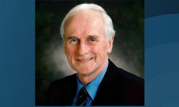 Perthshire farmer Bill Smith.