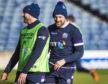 Scotland Captain John Barclay has faith that Finn Russell will have a huge game against England.
