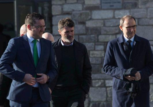 Liam Miller funeral: Football legends gather to mourn former Celtic