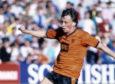 A gallus footballer - Paul Sturrock.