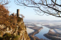Kinnoull Tower.