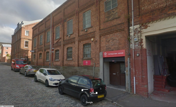 The Prince's Trust building on Kemback Street