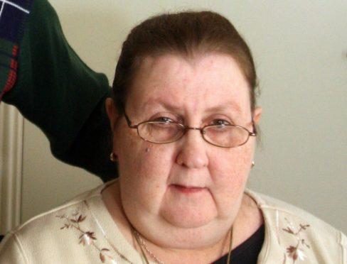 Alleged victim Sandra McGowan