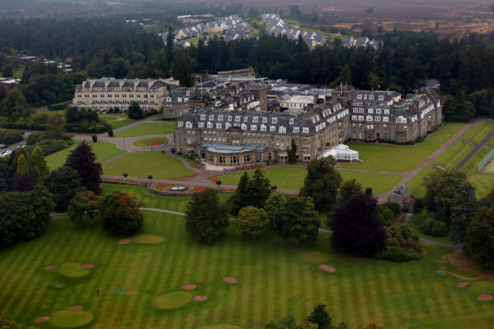 Top team golf returns to Gleneagles in August at the European Team Championships.