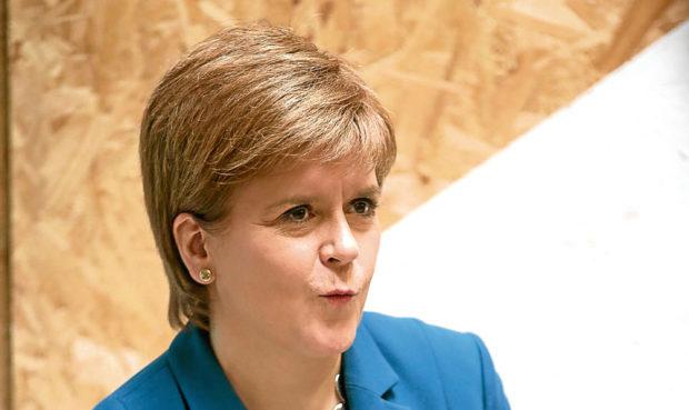 Nicola Sturgeon restarts independence push with new breakaway