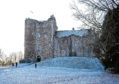 Doune Castle, Perthshire, one of the major locations for the hit TV show, Outlander, has seen a huge increase in visitor numbers.