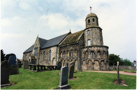 St Athernase Church, Leuchars