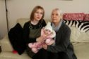 Siobhan, her baby daughter Milly-Rose and Jackie  have been living without gas since March 7.