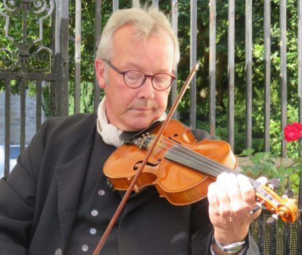 Perthshire festival to remember 'patriarch' of Scottish fiddle - The