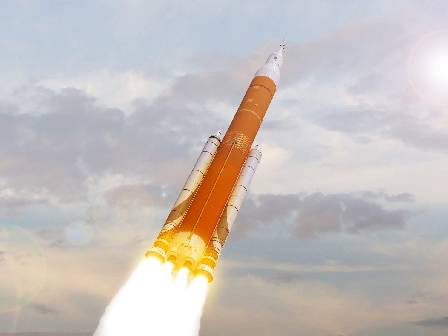 The Orion spacecraft is the next generation of deep space vehicle being built by NASA