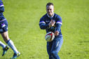 Stuart Hogg's ankle required surgery and he is out for 10 to 12 weeks.