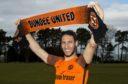 22/03/18   ST ANDREWS   Dundee Utd's new signing defender Bilel Mohsni.