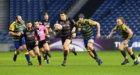 Blair Kinghorn's running was the only bright spark in a  disappointing Edinburgh display.