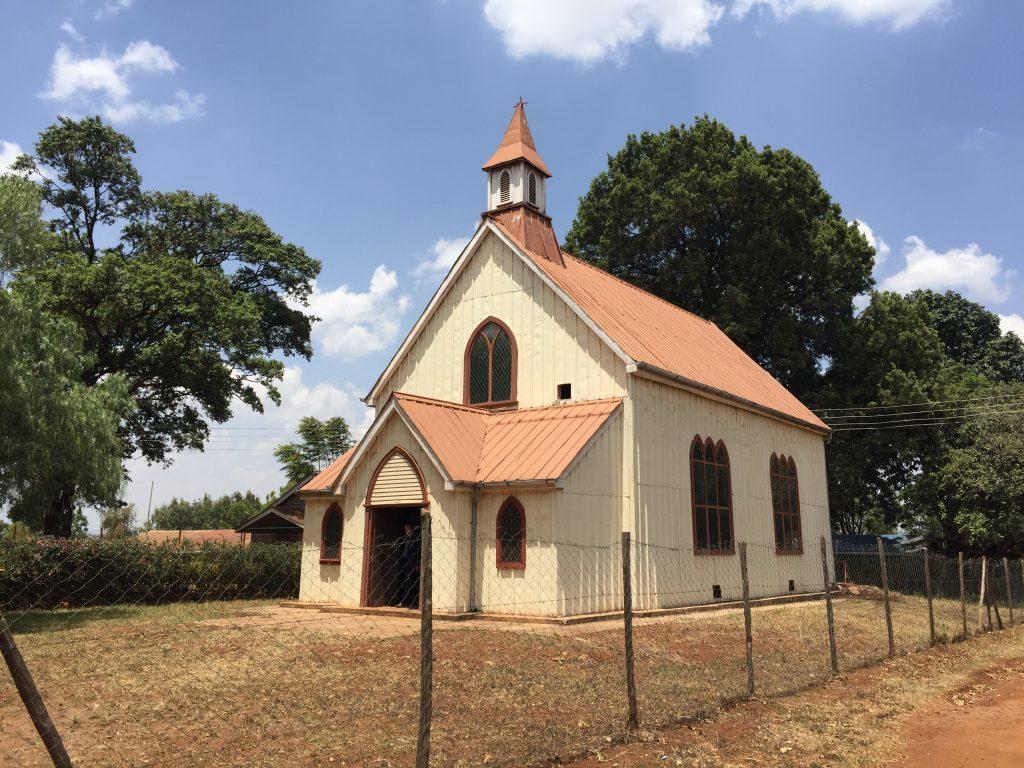 Watson-Scott Memorial Church