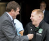 Neil Lennon and Tommy Wright.