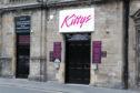 Kittys nightclub in Kirkcaldy.