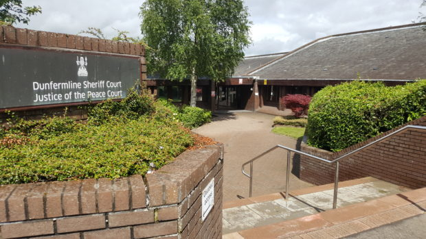 Dunfermline Sheriff Court has seen 104 emergencies in the past three years.