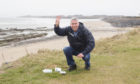 Carnoustie independent councillor Brian Boyd is calling for people to pick three for the sea.