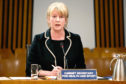 Shona Robison, Cabinet Secretary for Health and Sport appears before the Health and Sport Committee to give evidence on the Draft Budget 2018-19.  09 December 2018. Pic - Andrew Cowan/Scottish Parliament