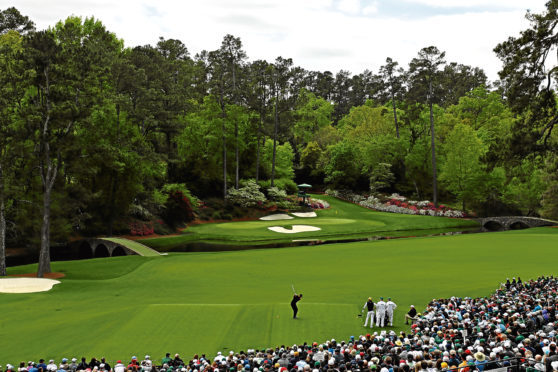 63f837e19 Tee to Green: World can't afford Augusta's pursuit of perfection to ...
