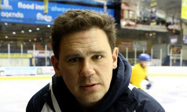 Fife Flyers Head Coach , Todd Dutiaume