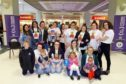 Bringing up Baby with Kindred Clothing project event in the Wellgate Centre