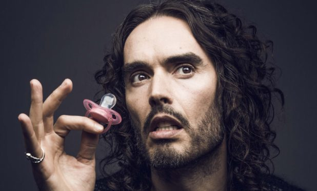 russell brand cancels north east show due to 39 personal emergency 39 the courier. Black Bedroom Furniture Sets. Home Design Ideas