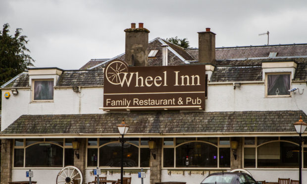 The Wheel Inn, Scone